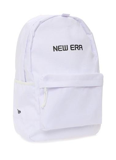 New Era Omuz Çantası Beyaz